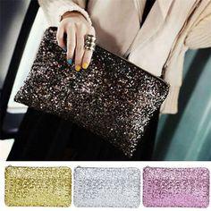 Nouveau shiny 2014 femmes. jour embrayages/blingbling fermeture éclair sacs à main de mode pour les dans de sur Aliexpress.com