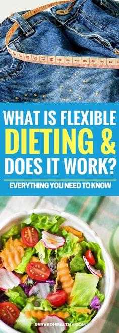 What to know more about Flexible Dieting and how it actually works? Then you'll totally LOVE this insanely awesome post. Dig into flexible dieting and get a good idea of whether or not it's an effective eating protocol for weight loss and health. Macronutrient Ratio, Cornbread Salad, Good Health Tips, Flexible Dieting, Does It Work, Healthy Beauty, Health Matters, Fitness Nutrition, Get Healthy