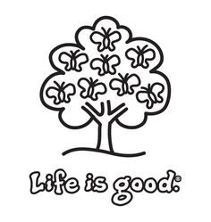 life is good good vibes you can print it and color it it would be wonderful for the kids to have products i love pinterest printing - Good Coloring Pages