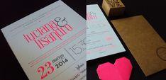 Gran selección de las mejores invitaciones de boda 2014