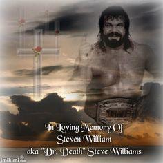 """Dr. Death"" Steve Williams"
