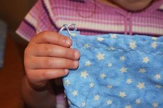 Getting Children Excited about Sewing