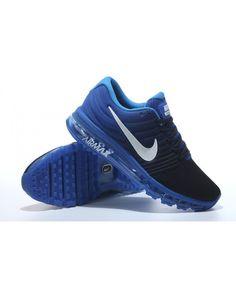 new style dae38 d37ae Women s Nike Air Max 2017 Women Blue Black