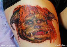 the labyrinth tattoo - Google Search