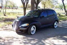 rat rod #trucks Pt Cruiser Accessories, Chevy Hhr, Cruiser Car, Rat Rod Cars, Rat Look, Chrysler Pt Cruiser, American Legend, Van Camping, My Ride