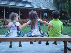 Aww! This photo entry just goes to show that Old Mill Square is a great place for everyone to come together.