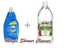 shower cleaner, laundry stain remover