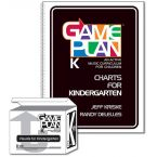 GAMEPLAN Kindergarten Charts and Visuals #WestMusic #InspireMyClass