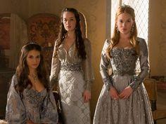 Reign bridesmaids