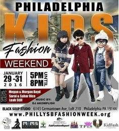 FabFashionReport is extremely excited to be an official sponsor for  'Philly…