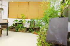 ヌボー生花店応接室