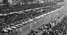 "Ford v. Ferrari: Watch The Original 1966 Documentary – ""This Time Tomorrow"" - Dr Wong - Emporium of Tings. Ford Gt40, Le Mans, Nascar, Ken Miles, Bruce Mclaren, Watch The Originals, Web Magazine, Ford Motor Company, Vintage Cars"