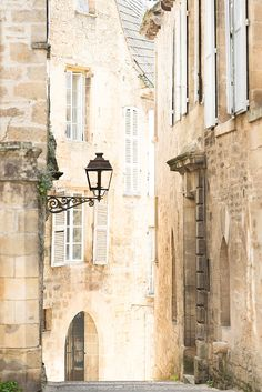 France Travel Fine Art Photograph TITLE: Sarlat, France  Fine art photographic print of the historic town of Sarlat in the Dordogne region of