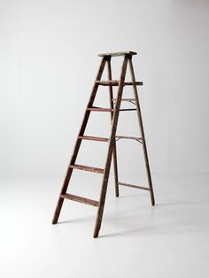 Vintage Painters Ladder 55 Feet