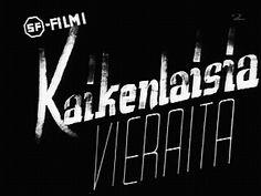 Vanhat suomalaiset elokuvat [Old Finnish movies], 1936