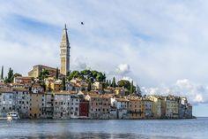 Rovinj Istria Paris Skyline, New York Skyline, Roadtrip, Travel Tips, Wanderlust, Photos, Croatia, City, Travel Advice