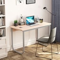 word 39office desks workstations39and. Tribesigns Modern Simple Style Writing Desk PC Laptop Study Table For Home Office Heavy Duty Metal Word 39office Desks Workstations39and Pinterest