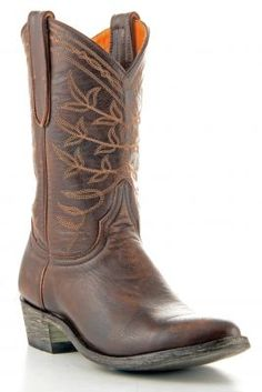 Womens Old Gringo Polo Boots Brown #L194-23 via @Allens Boots