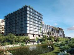 Brooklyn Bridge Parks much-contested hotel will open in February