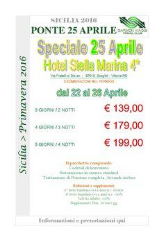 IL MEDITERRANEO E LA MAGNA GRECIA.....Ponte del 25 Aprile in Sicilia all' Hotel Stella Marina-001