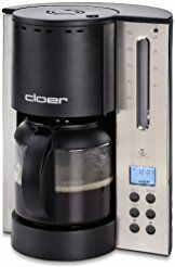 Christmas deals week Cloer 5218NA 12-Cup Bitterness Eliminating Coffee Maker Stainless Steel/Black