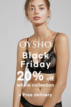 Check out the latest arrivals in women's lingerie at OYSHO online. Try our new underwear or lingerie sets. Spring Summer 2020 trends with just one click! Oysho Lingerie, Lingerie Set, Women Lingerie, Summer Sale, Spring Summer, New Underwear, Summer Collection, Black Friday, Tank Tops