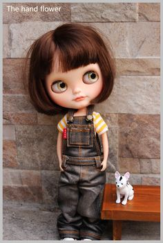 OOAK Custom original Takara Blythe doll Nicky Lad. Face up and Customized Blythe Toys doll girl new licca lovely hand carved