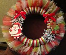 Christmas wreath ideas home decor ideas