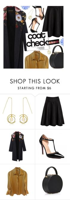 """""""Go Bold: Statement Coats"""" by beebeely-look ❤ liked on Polyvore featuring Lanvin, BUwood, StreetStyle, floralprint, streetwear, rosegal and statementcoats"""