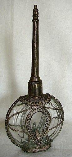 Art Nouveau Antique French Perfume Bottle
