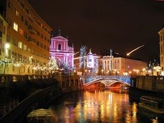 Little Known Treasure...Ljubljana Slovenia