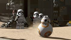LEGO.com Videogames LEGO® Video Games - LEGO Star Wars: The Force Awakens - About the Game - Screenshots