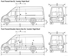 Ford Transit Dimensions 2012 UfFAwTW58