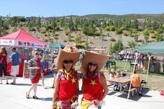 San Elijo Elementary's Sixth Annual Country Fair April 13 Is Chock-full of Old Fashioned Family Fun and Games