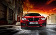 BMW 2 Series Coupé : Start page