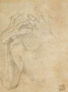 Bronzino, study for Allegory