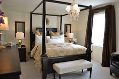 Everything Has A Place: Updated Master Bedroom!!