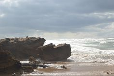 This is a beach in a little place in the Western Cape called Stilbaai in South Africa. South Africa, Westerns, Cape, Scenery, To Go, African, Beach, Places, Travel