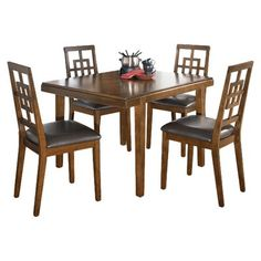5efec5f75 Kenzo 7 Piece Dining Set | My home ideas | 7 piece dining set, Dining set,  Dining room sets