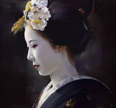 Bilderesultat for geisha profile