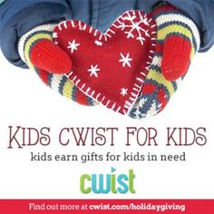 Kids Helping Kids with CWIST #247moms