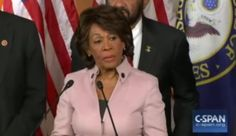 "Maxine Waters Thinks Putin Invaded ""Korea"" - Says Trump Needs to Be Impeached (VIDEO)"