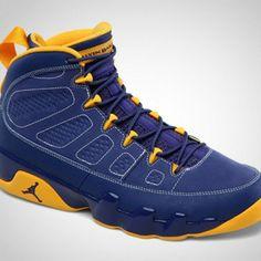 Air Jordan 9 Retro (Calvin Bailey) from ShoeBoss for $250 on Square Market