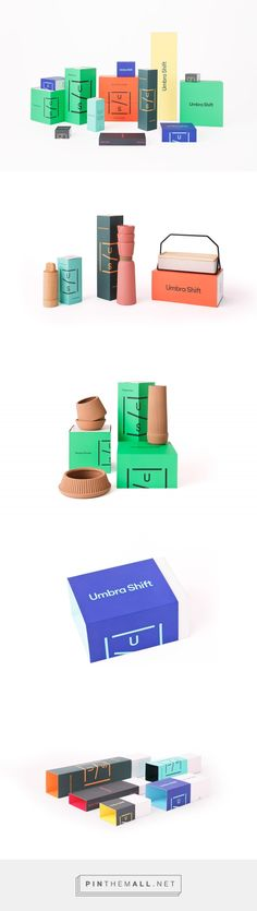 Umbra Shift Packaging on Behance... - a grouped images picture - Pin Them All