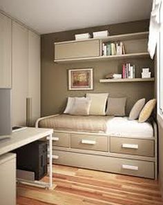 guest bedroom and small office