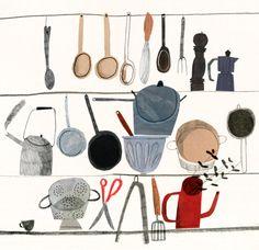 emma lewis drawings + illustrations