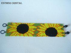 Fleurs de Soleil by Esther Cristal - pattern by FDEkszer