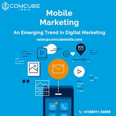 Mobile Marketing is one of the emerging method in Digital Marketing to target large group of mobile users. Mobile campaigns are east to create, promote and delivered to recipients within seconds. Talk to us for Enquiry : Email : sales Digital Marketing Services, Sales And Marketing, Seo Services, Marketing And Advertising, Content Marketing, Online Marketing, Social Media Marketing, Website Development Company, Mobile App Development Companies