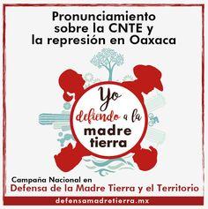 Comunicado  de la Campaña Nacional por la Defensa de la Madre Tierra y el Territorio ¡PAREN LA REPRESION YA!