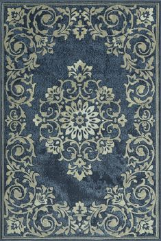 The BC185 denim area rug from the collection beckham features a 0.39 inch high pile height. This rug is machine woven and therefore a great choice for living rooms and dining rooms. Made from Polypropylene this rug is stain resistant and very easy to clean.